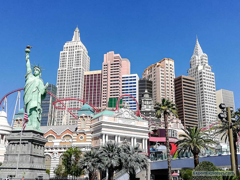 New York, New York Hotel and Casino, Las Vegas