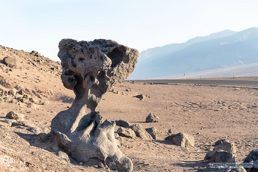 Mushroom Rock, Death Valley National Park
