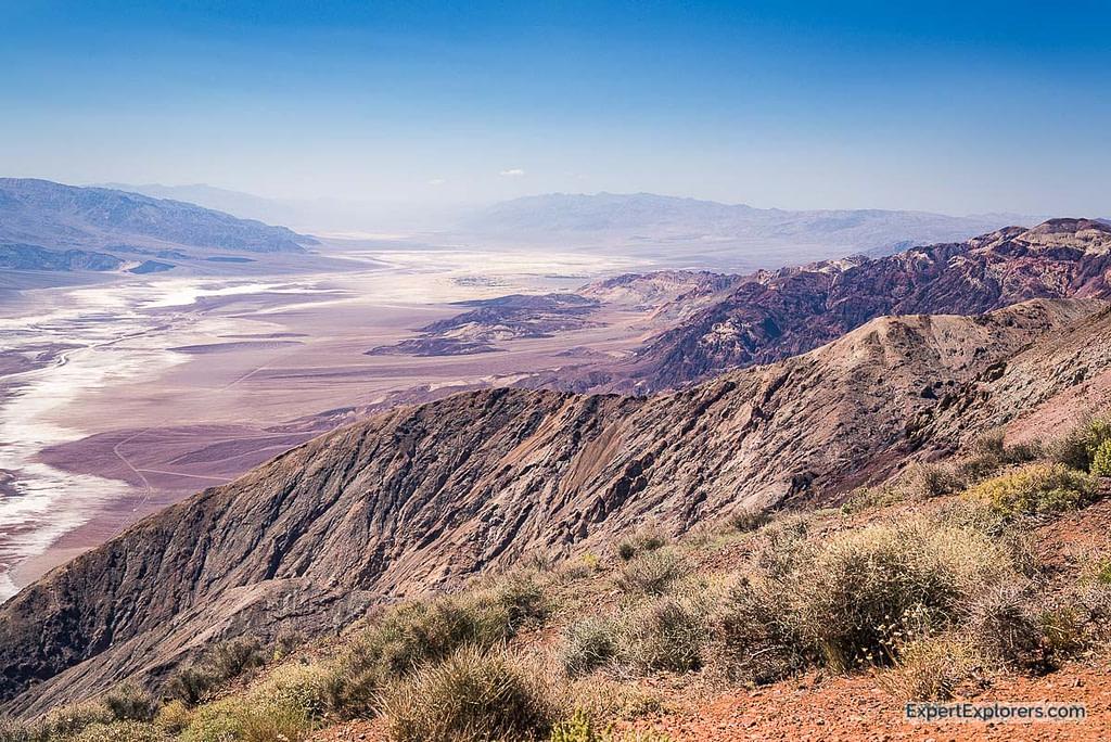 Dantes View, Death Valley National Park