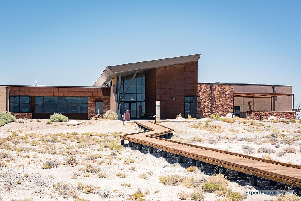Ash Meadows National Wildlife Refuge Visitor Center, Nevada