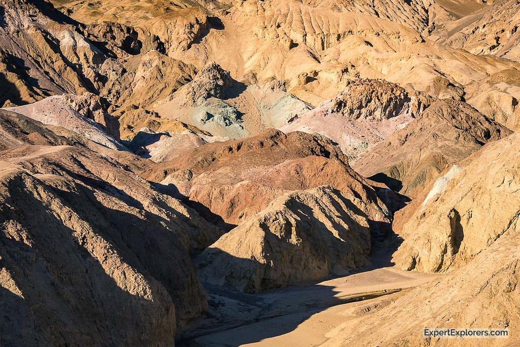 Artist's Palette Drive, Death Valley National Park