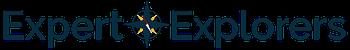 ExpertExplorers.com Text and Compass Logo