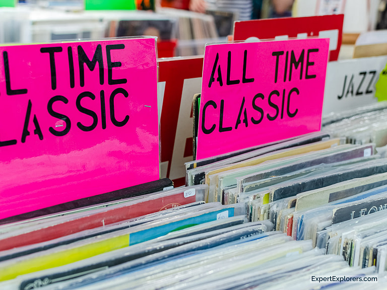 All Time Classic Vinyl Records on Sale