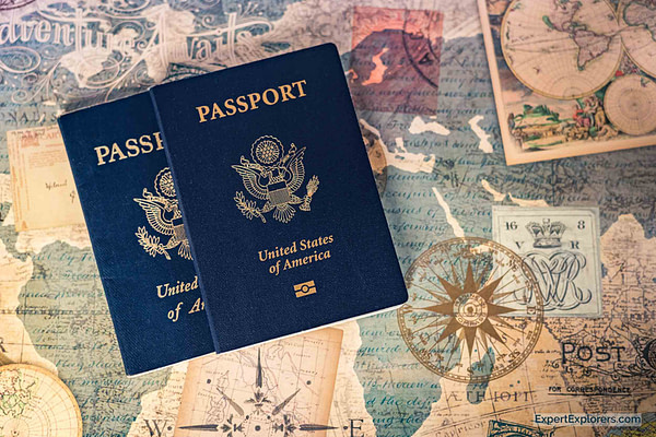 US Passports Global Entry