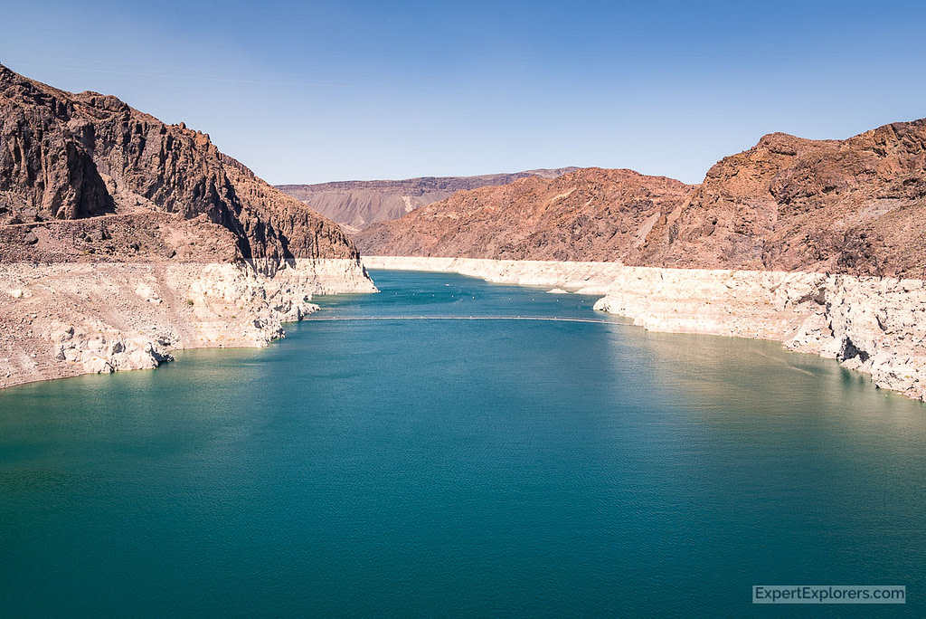 Colorado River, Hoover Dam