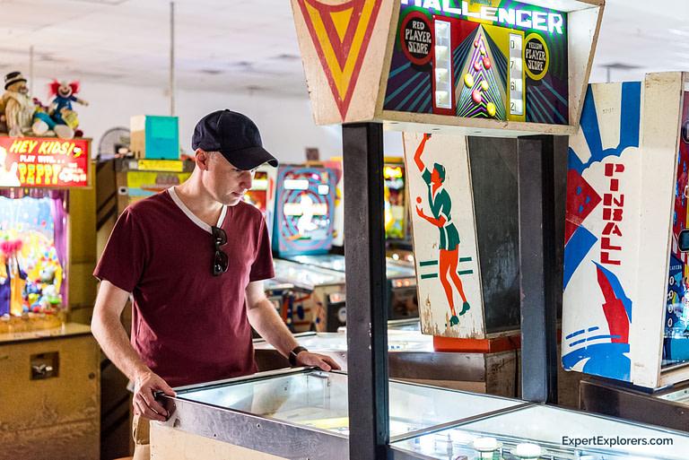 Pinball Hall of Fame, Las Vegas