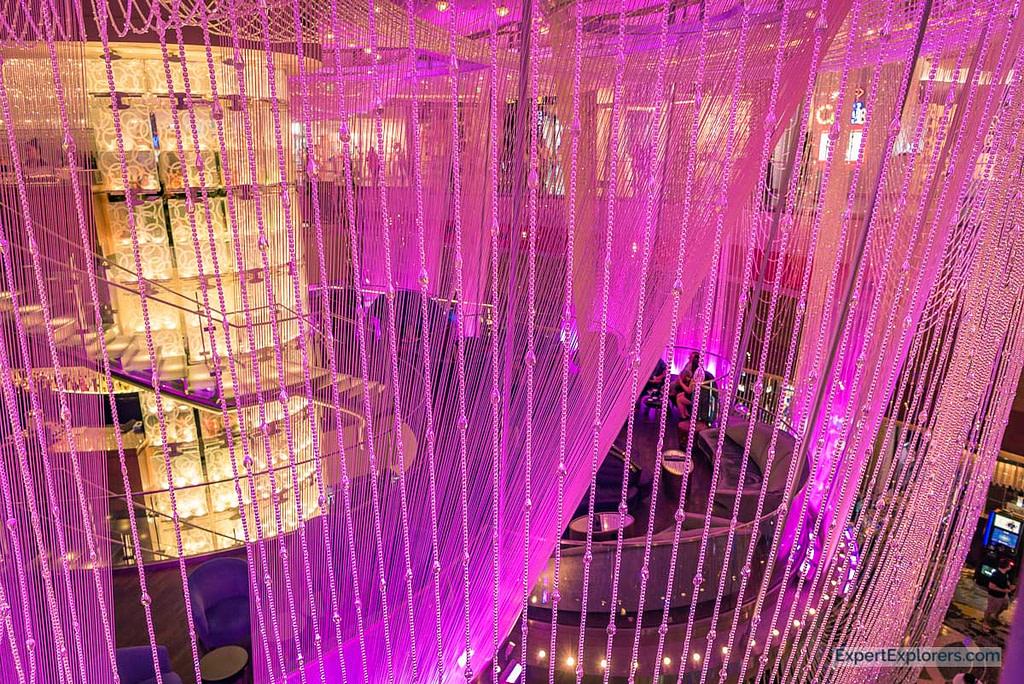 The Chandelier Bar, Cosmopolitan Hotel and Casino, Las Vegas