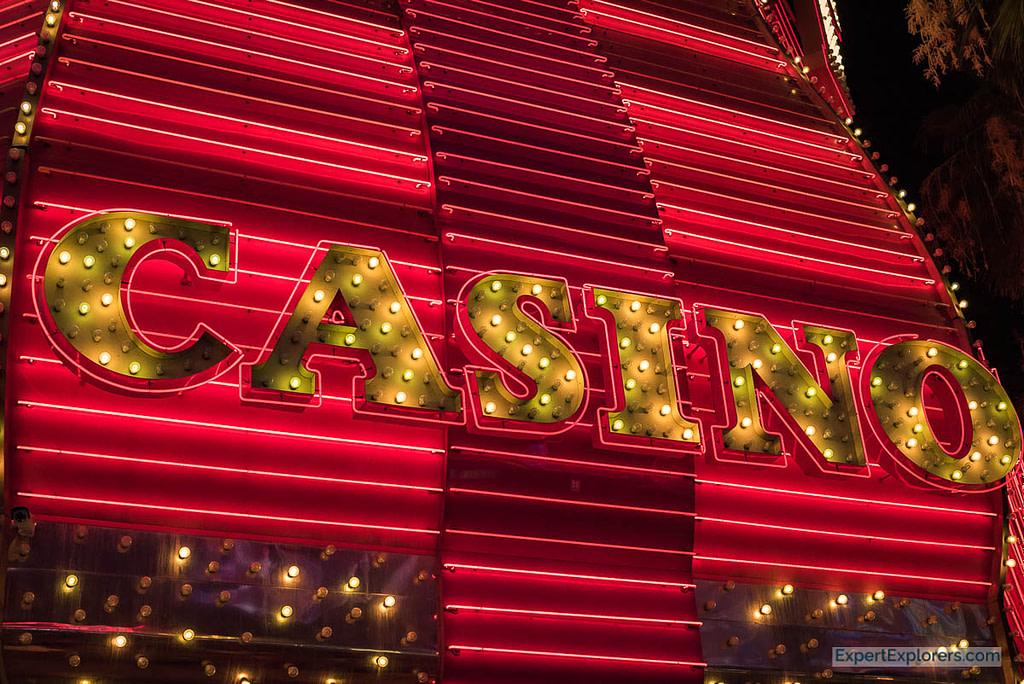 Fremont Street Casino Lights, Las Vegas