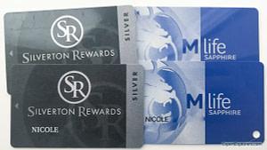 Club Players Cards to the Las Vegas casinos.