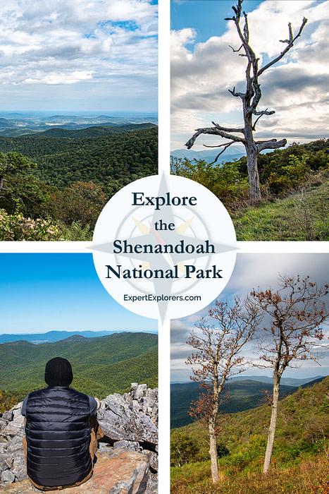 Explore the Shenandoah National Park